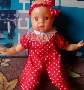 Кукла-пупс мягконабивной