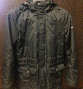 Куртка демисезонная quiksilver