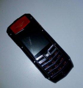 Имиджевый телефон WERTU