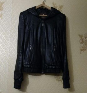 Куртка нат.кожа, возможен торг