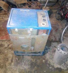 Отопительный котел аожв-11.6 на жидком топливе