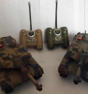Игра танковый бой новая