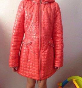 Куртка для девочки весна- осень