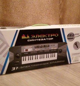 Электро синтезатор