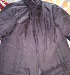 Мужская куртка р. 50