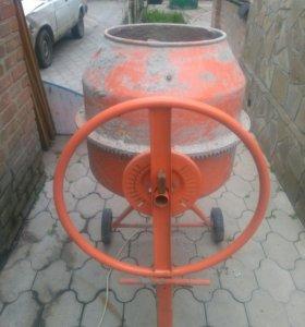 Бетоносмеситель 125 л. Производство России.