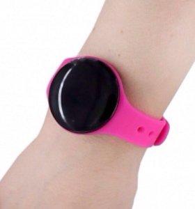 часы спортивные Veryfit розовые