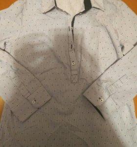 Рубашка женская , блузка , кофта. Хлопок !