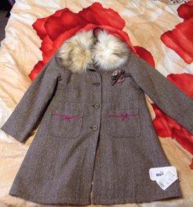Пальто детское Wojcik 122