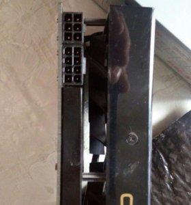Видеокарта GTX 580