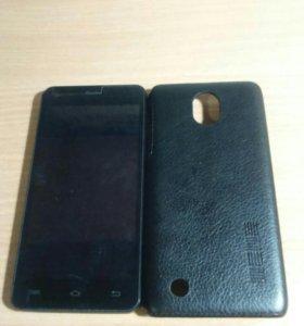 Продам телефон Dexp ixion E350
