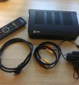 Приставка для кабельного ТВ МТС