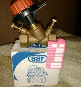 Клапан балансировочный Comap 751 ДУ25