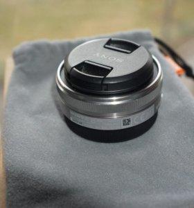 Объектив Sony 16mm f/2.8 SEL-16F28