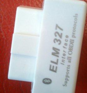 Elm327 scanner версия 2.1