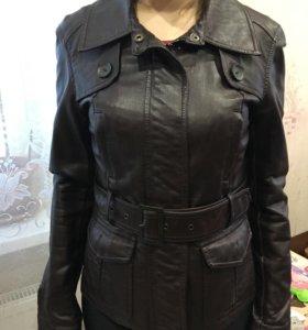 Кожаная куртка ,кожа  натуральная