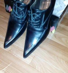 Новые женские п/ботинки.