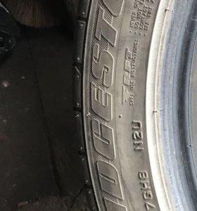 Шины Bridgestone Potenza RE050A 225/45 R17 RunFlat