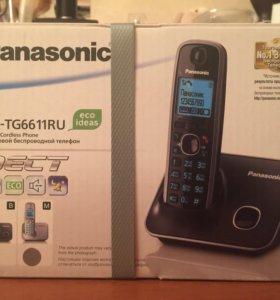 Телефон Panasonic kx-tg1611ru