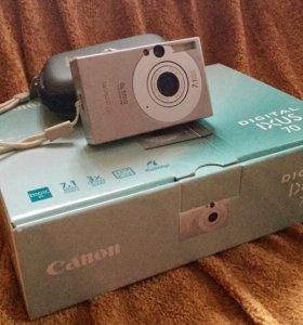 Фотоаппарат Canon ixus 70, Япония