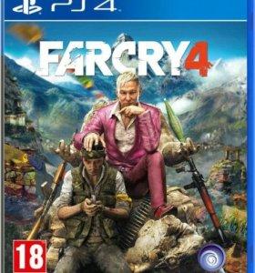 Far cry 4 для PS4