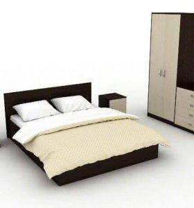 Спальный гарнитур Бася 2