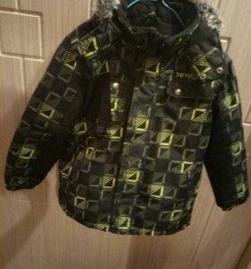 Зимняя куртка Густи