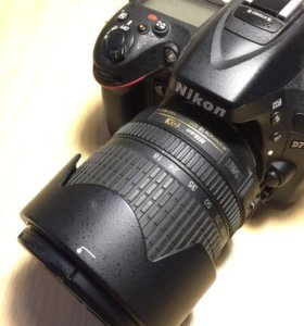 Объектив Nikon AF-S Nikkor 18-105 1:3.5-5.6
