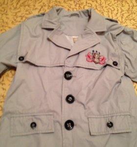 Курточка 2 штуки