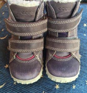 Ecco ботиночки детские