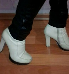 Ботинки полусапоги зимние