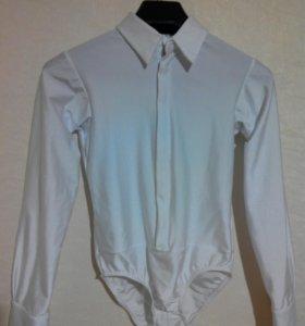 Рубашка для спортивных бальных танцев