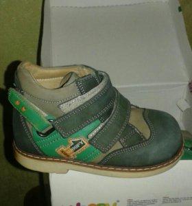Ботинки Woopy