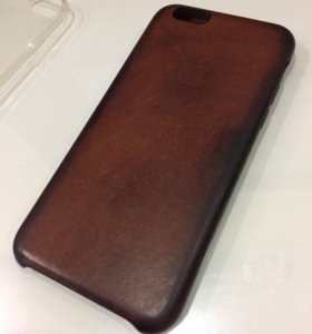 Чехол apple leather для iphone6