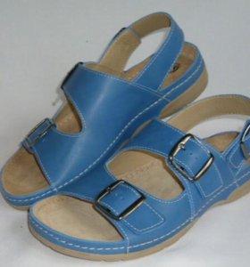 Ортопедические сандалии Mubb 46 р. Натуральная кож