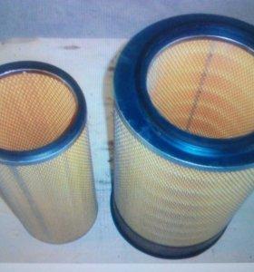 Шанкси Ман воздушный и топливный фильтр