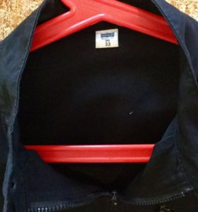 Куртка джинсовая, Китай, р. 48-50, новая