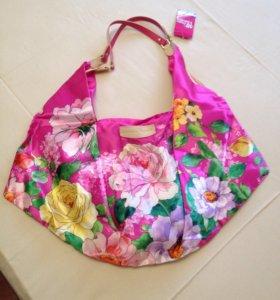 Пляжная сумка.Новая.