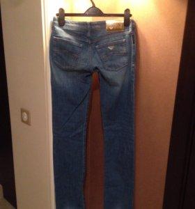 джинсы женские Armani Jeans оригинал