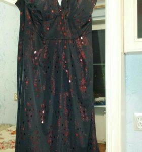 Платье вечернее So*Da