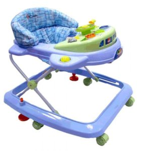Ходунки Baby Care Tom and Marry (Blue Green) НОВЫЕ