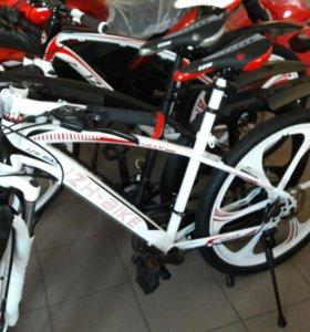 """Велосипед Иж Байк Drem 26"""" на литье с диск. торм."""