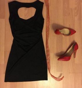 Платья, юбки, туфли