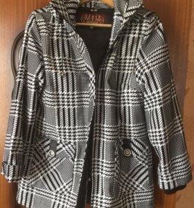 пальто женское новое 52-54 р