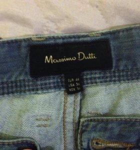 Мужские джинсы Massimo dutti