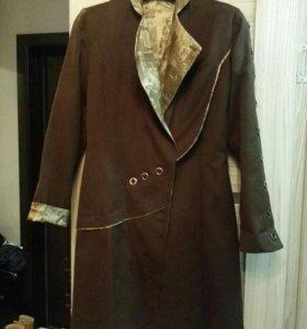Пиджак-платье 44 размер