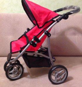 Прогулочная коляска для кукол Baby Born