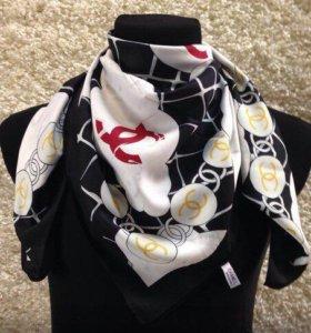Платок на шею Chanel