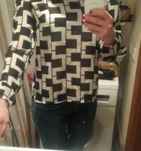 Блузка Bonprix рубашка