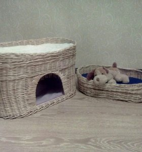 Домик, лежак  для кошки.